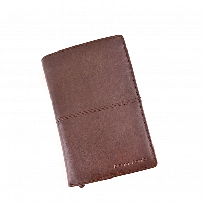 Портмоне кож Gianni Conti 1138028 dark brown