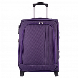Чемодан FUGUI purple 20""